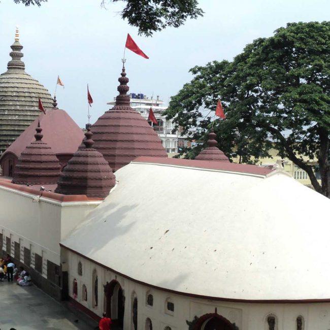 Kamakhya Temple Banner