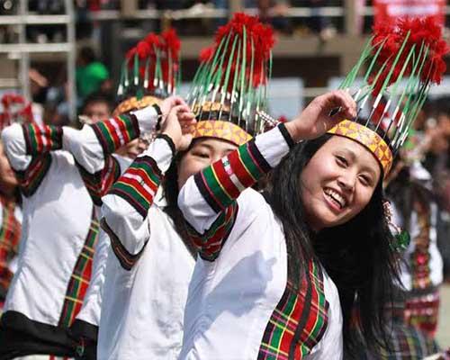 Chapchar Kut Mizoram