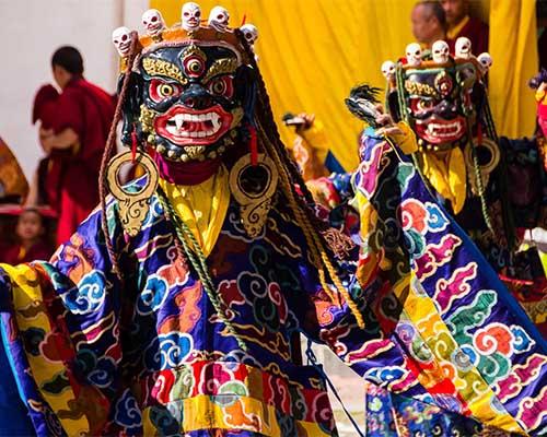 Losoong Festival Sikkim
