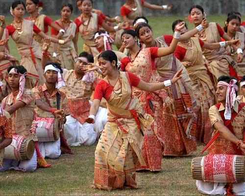 Rongali Bihu Assam