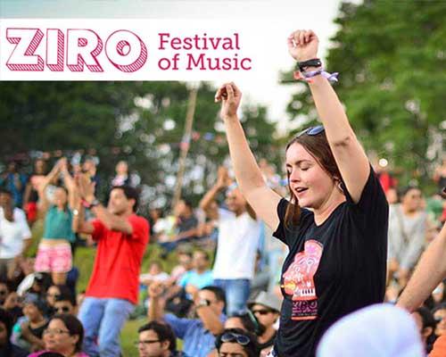 Zero Festival of Music Arunachal Pradesh
