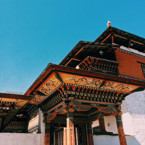 Destination Bhutan Feature Image