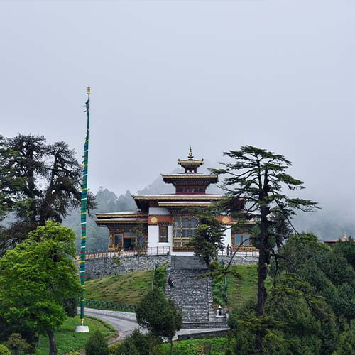 Exotic Bhutan Tour with Sikkim Feature Image